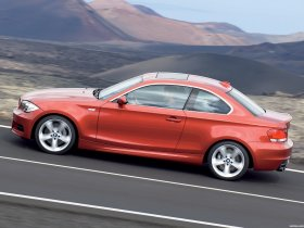 Ver foto 22 de BMW Serie 1 Coupe 2008