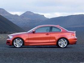 Ver foto 10 de BMW Serie 1 Coupe 2008
