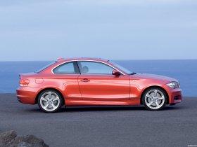Ver foto 8 de BMW Serie 1 Coupe 2008