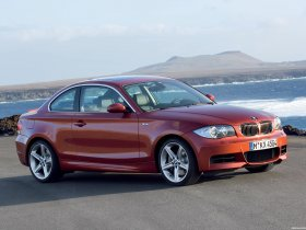 Fotos de BMW Serie 1 Coupe 2008