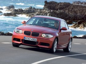 Ver foto 26 de BMW Serie 1 Coupe 2008