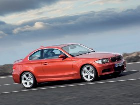 Ver foto 23 de BMW Serie 1 Coupe 2008