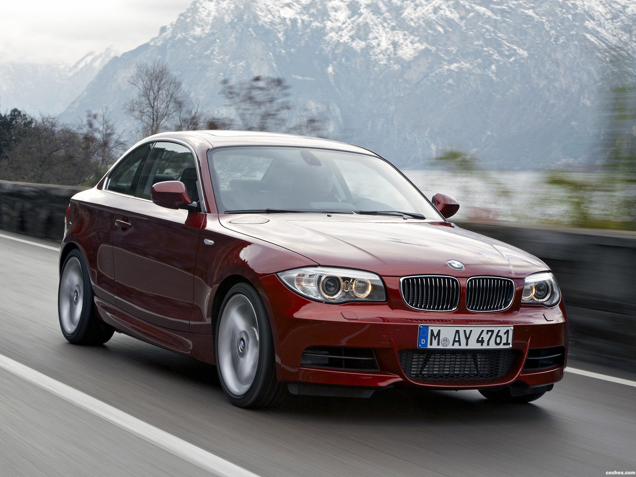 Foto 0 de BMW Serie 1 Coupe 2011