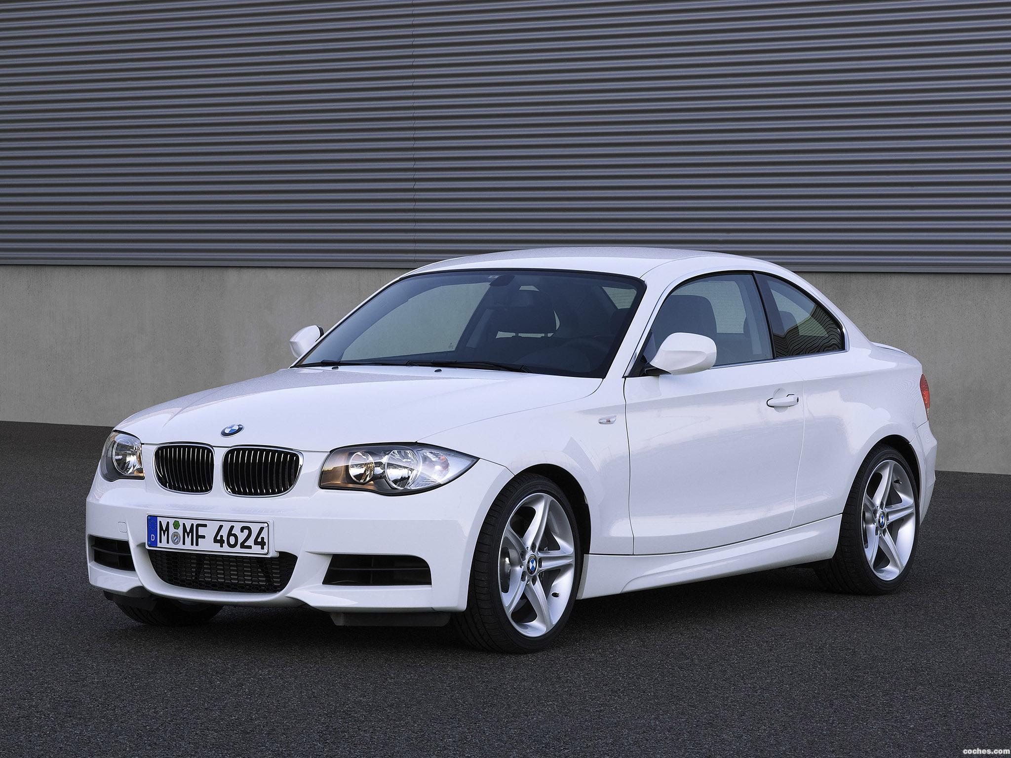 Foto 0 de BMW Serie 1 Coupe E82 2010