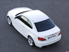 Ver foto 5 de BMW Serie 1 Coupe E82 2010