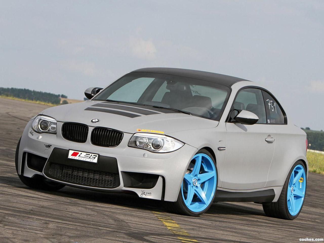 Foto 0 de BMW Serie 1 M Coupe Leib Engineering 2013