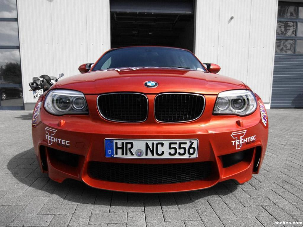 Foto 0 de BMW Serie 1 M Coupe TechTec Racing 2011