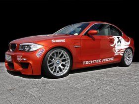 Ver foto 4 de BMW Serie 1 M Coupe TechTec Racing 2011
