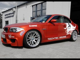 Ver foto 2 de BMW Serie 1 M Coupe TechTec Racing 2011