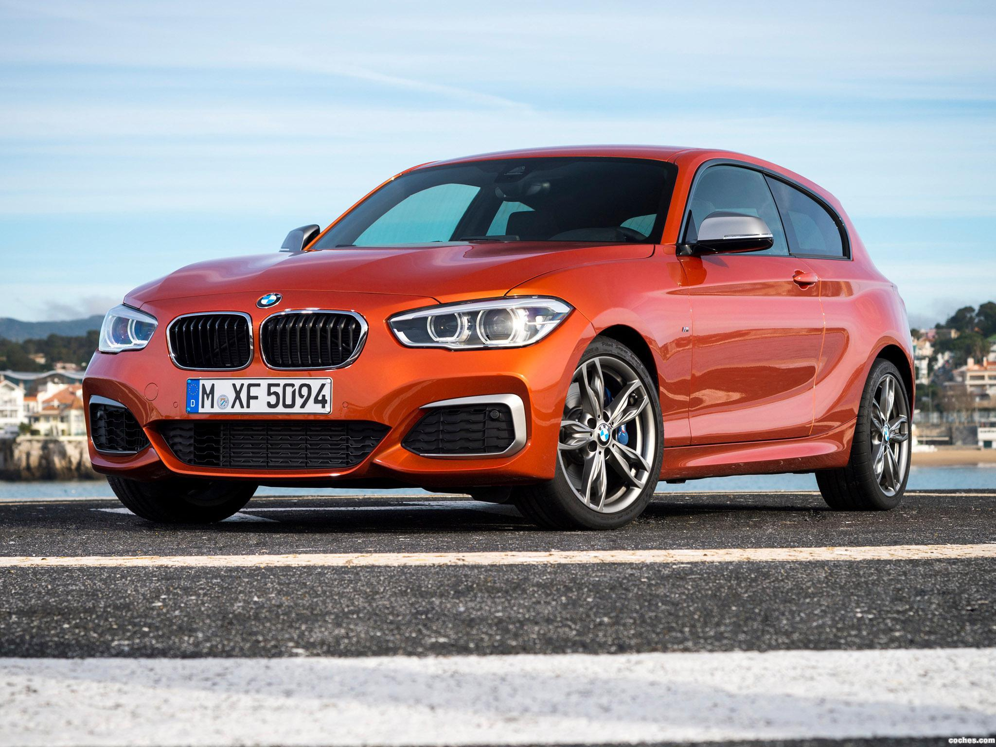 Foto 6 de BMW Serie 1 M135i 3 puertas F21 2015