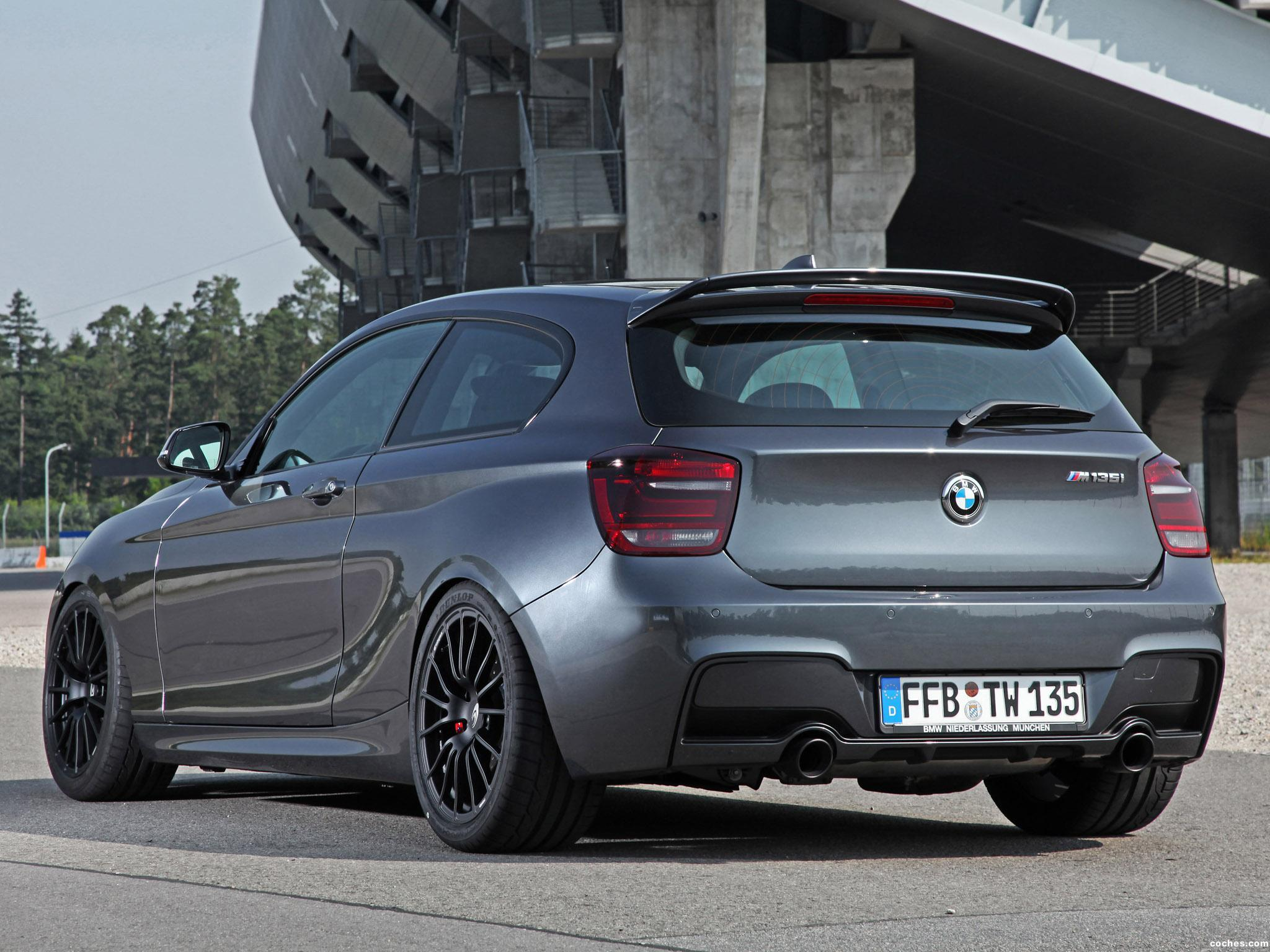 fotos de bmw serie 1 m135i by tuningwerk 2013 foto 6. Black Bedroom Furniture Sets. Home Design Ideas