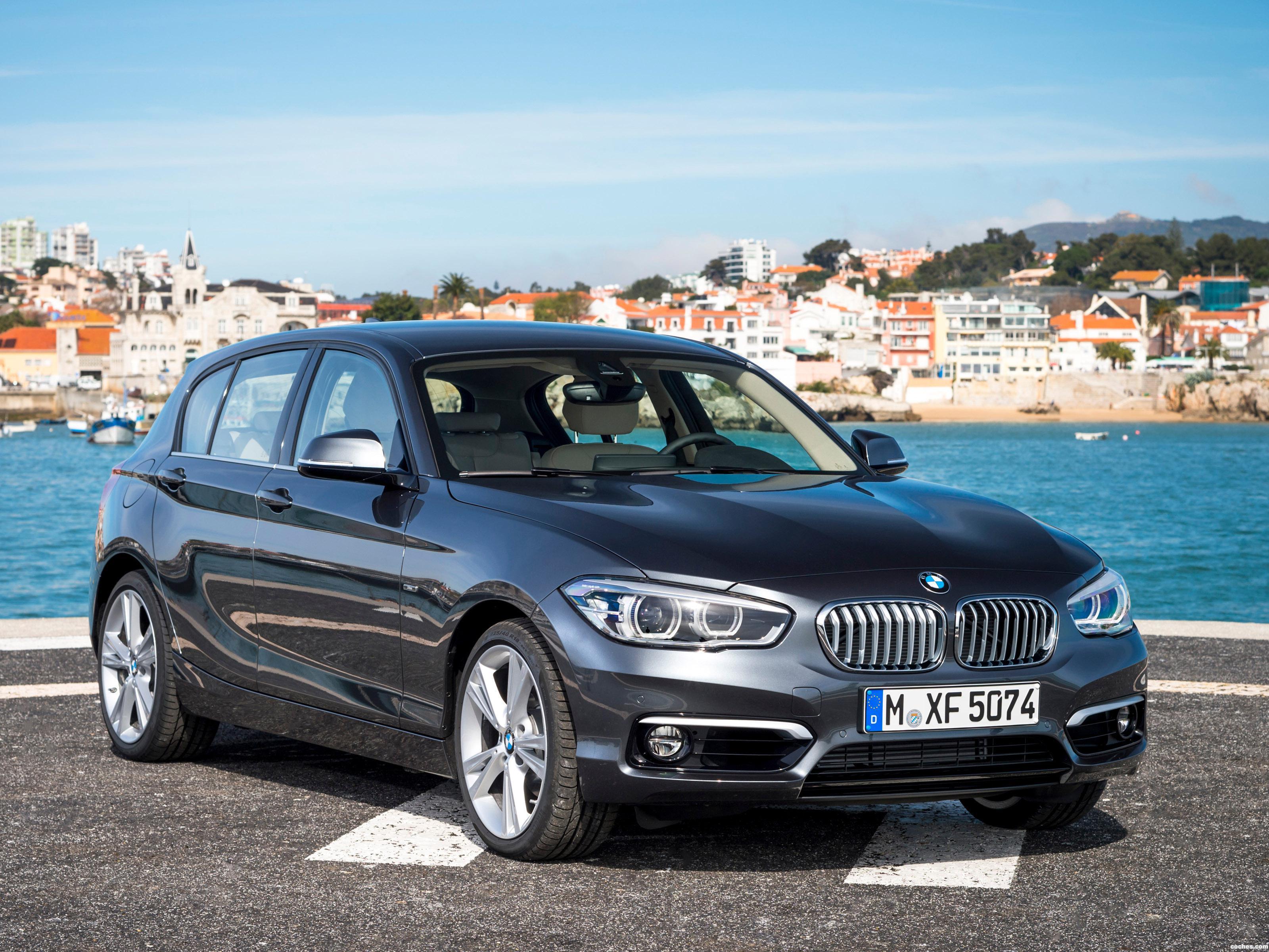 Foto 0 de BMW Serie 1 Urban Line 5 puertas F20 2015