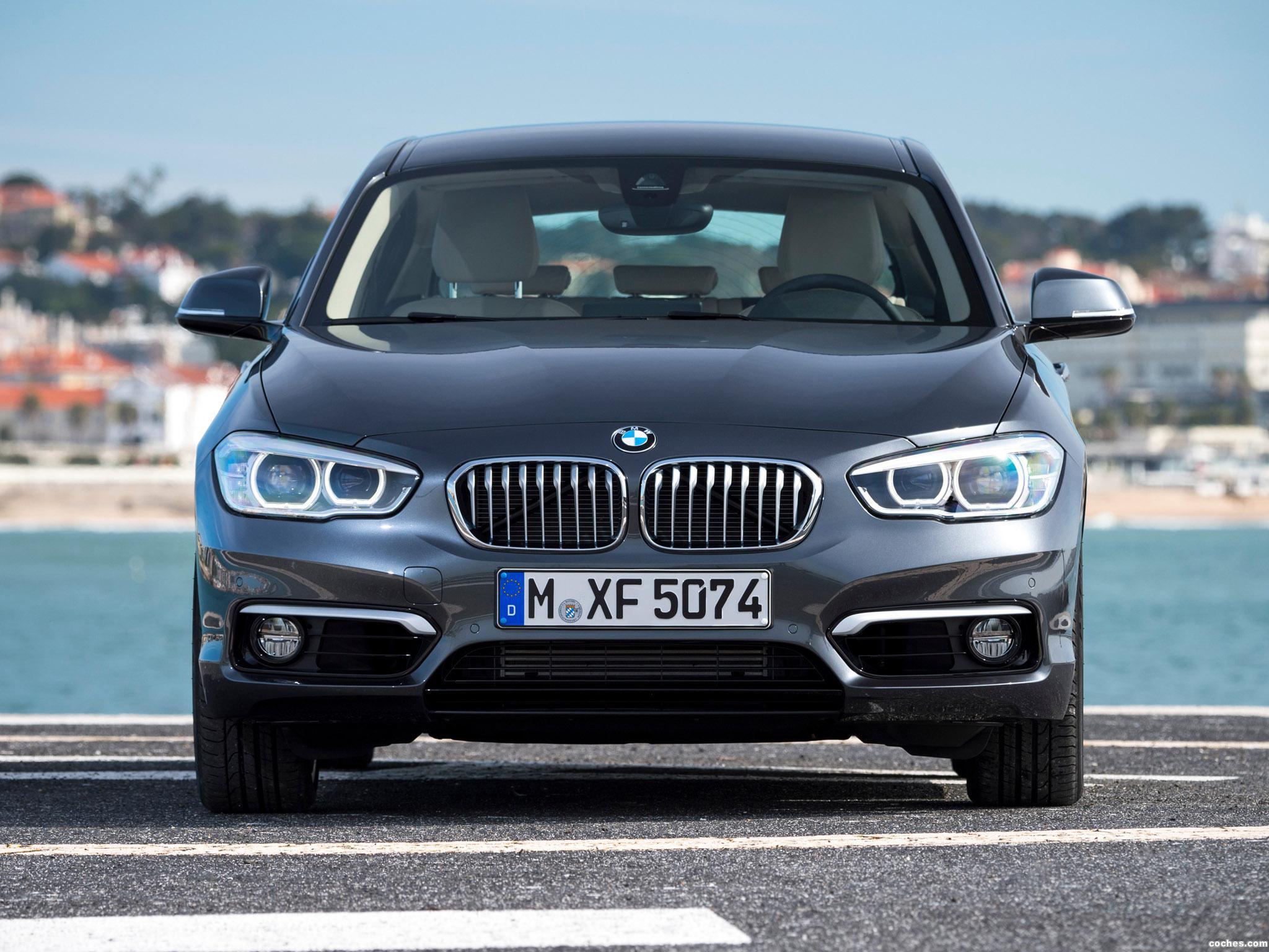 Foto 5 de BMW Serie 1 Urban Line 5 puertas F20 2015