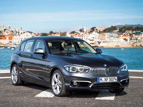 Fotos de BMW Serie 1 Urban Line 5 puertas F20 2015