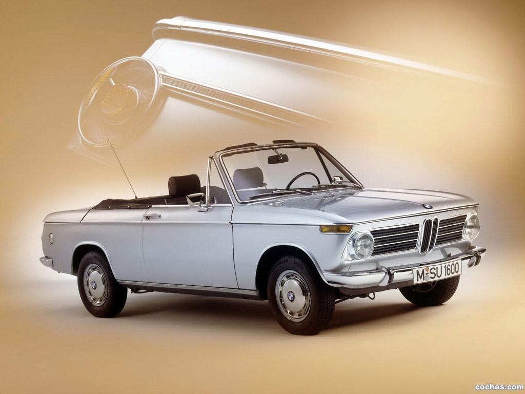 Galería de BMW 1600 cabriolet