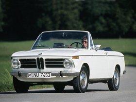 Fotos de BMW 1600 Cabriolet E10 1967
