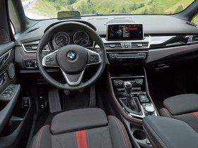 Ver foto 33 de BMW Serie 2 Active Tourer F45 218d 2014