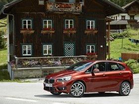 Ver foto 17 de BMW Serie 2 Active Tourer F45 218d 2014