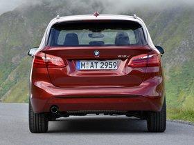 Ver foto 10 de BMW Serie 2 Active Tourer F45 218d 2014