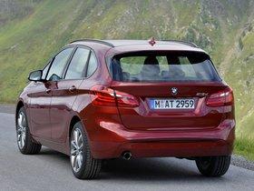 Ver foto 9 de BMW Serie 2 Active Tourer F45 218d 2014
