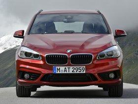 Ver foto 8 de BMW Serie 2 Active Tourer F45 218d 2014