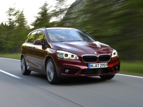 Ver foto 6 de BMW Serie 2 Active Tourer F45 218d 2014