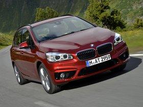 Ver foto 5 de BMW Serie 2 Active Tourer F45 218d 2014