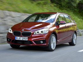 Ver foto 2 de BMW Serie 2 Active Tourer F45 218d 2014