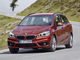 Ver foto 28 de BMW Serie 2 Active Tourer F45 218d 2014