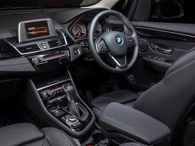 Ver foto 16 de BMW Serie 2 218d Active Tourer Sport F45 Australia 2014