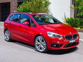 Ver foto 5 de BMW Serie 2 218d Active Tourer Sport F45 Australia 2014