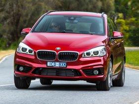 Ver foto 4 de BMW Serie 2 218d Active Tourer Sport F45 Australia 2014