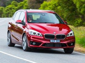Ver foto 1 de BMW Serie 2 218d Active Tourer Sport F45 Australia 2014