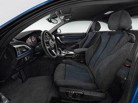 Ver foto 3 de BMW Serie 2220d Coupe M Sport Package F22 2014