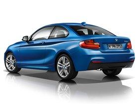 Ver foto 2 de BMW Serie 2220d Coupe M Sport Package F22 2014
