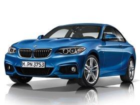 Ver foto 1 de BMW Serie 2220d Coupe M Sport Package F22 2014