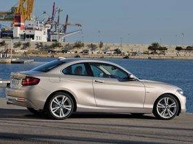 Ver foto 8 de BMW Serie 2 220d Coupe Modern Line F22 2014