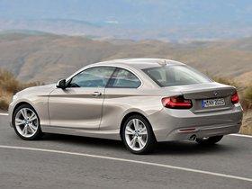 Ver foto 7 de BMW Serie 2 220d Coupe Modern Line F22 2014