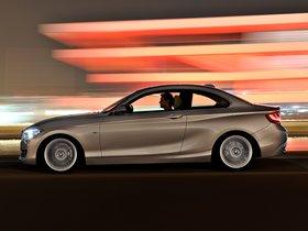 Ver foto 6 de BMW Serie 2 220d Coupe Modern Line F22 2014