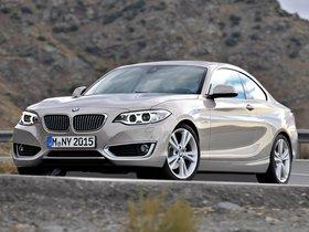 Ver foto 5 de BMW Serie 2 220d Coupe Modern Line F22 2014