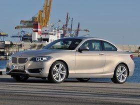 Ver foto 4 de BMW Serie 2 220d Coupe Modern Line F22 2014