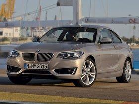 Ver foto 3 de BMW Serie 2 220d Coupe Modern Line F22 2014