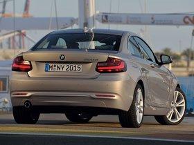 Ver foto 2 de BMW Serie 2 220d Coupe Modern Line F22 2014
