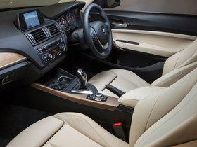 Ver foto 7 de BMW Serie 2 220d Coupe Modern Line F22 Australia 2014