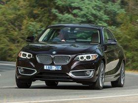 Ver foto 5 de BMW Serie 2 220d Coupe Modern Line F22 Australia 2014