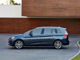 Ver foto 13 de BMW Serie 2 Gran Tourer Luxury Line F46 2015