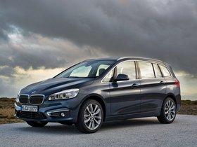 Ver foto 9 de BMW Serie 2 Gran Tourer Luxury Line F46 2015