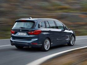Ver foto 2 de BMW Serie 2 Gran Tourer Luxury Line F46 2015