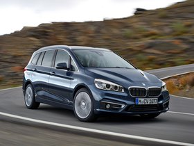 Fotos de BMW Serie 2 Gran Tourer Luxury Line F46 2015