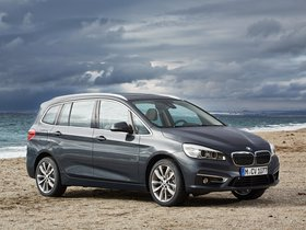 Ver foto 19 de BMW Serie 2 Gran Tourer Luxury Line F46 2015
